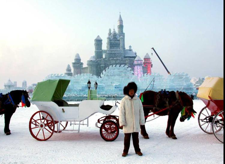 连云港到哈尔滨|雪乡双飞五日游